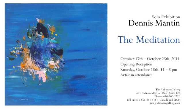 Dennis Mantin - The Meditation